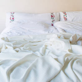 bedspread<br>cotton
