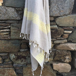 linen hamam towel - <br>various sizes