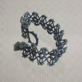SALE<br>crocheted bracelets