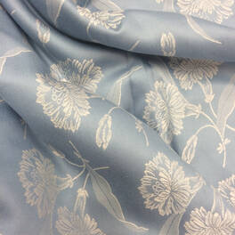 damask with carnation pattern