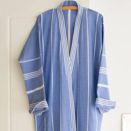 hammam towel bathrobe<br>size L