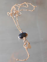 collier Eye labradorite