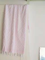 towel light pink
