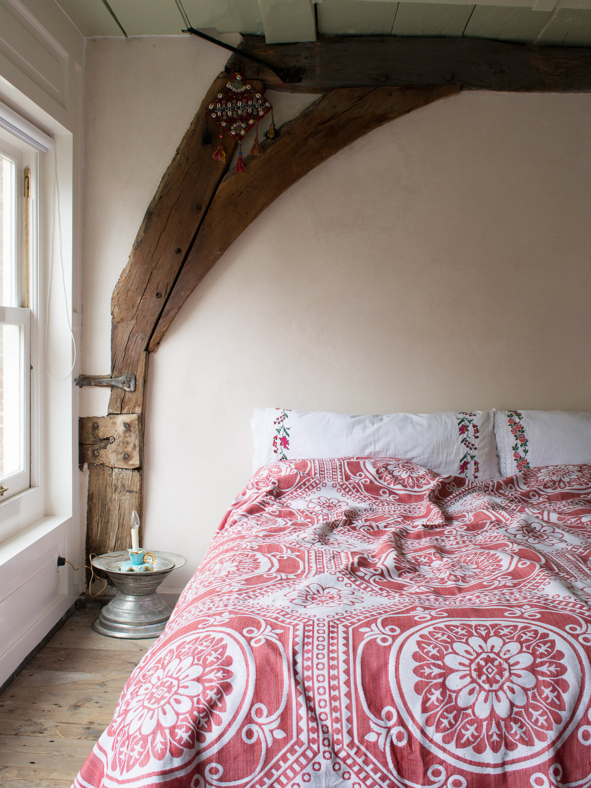 Bedspread With Flower Pattern Karo Red Bedspread With Floral Pattern Bedspreads Duvet Covers Ottomania Nl Official Ottomania Site