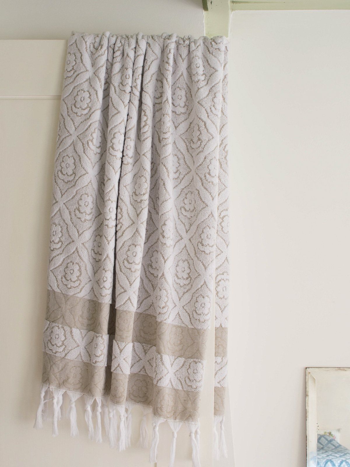towel olive green