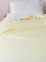 summer blanket yellow