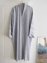 hammam bathrobe size M, grey