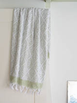 towel moss-green