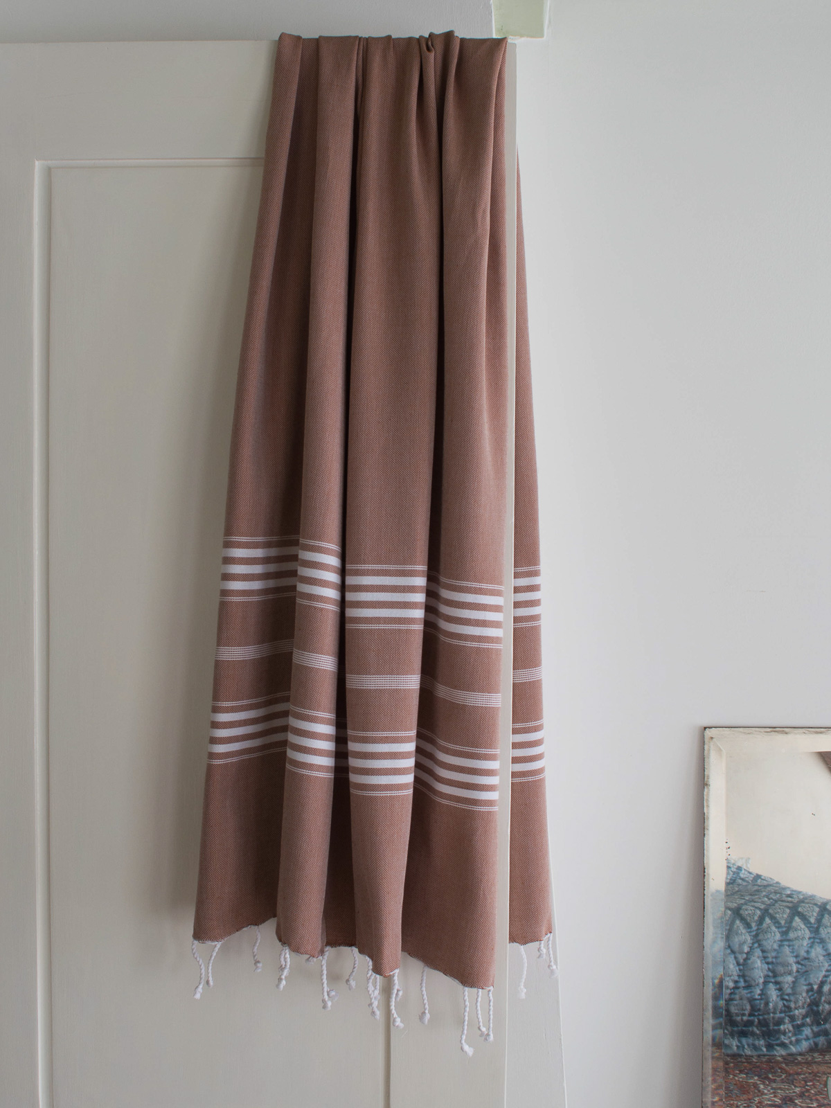 hammam towel brown