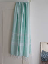 hammam towel mint