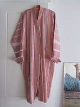 hammam bathrobe size M, copper