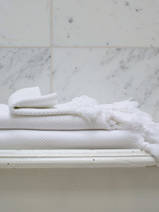 towel Baklava white, set