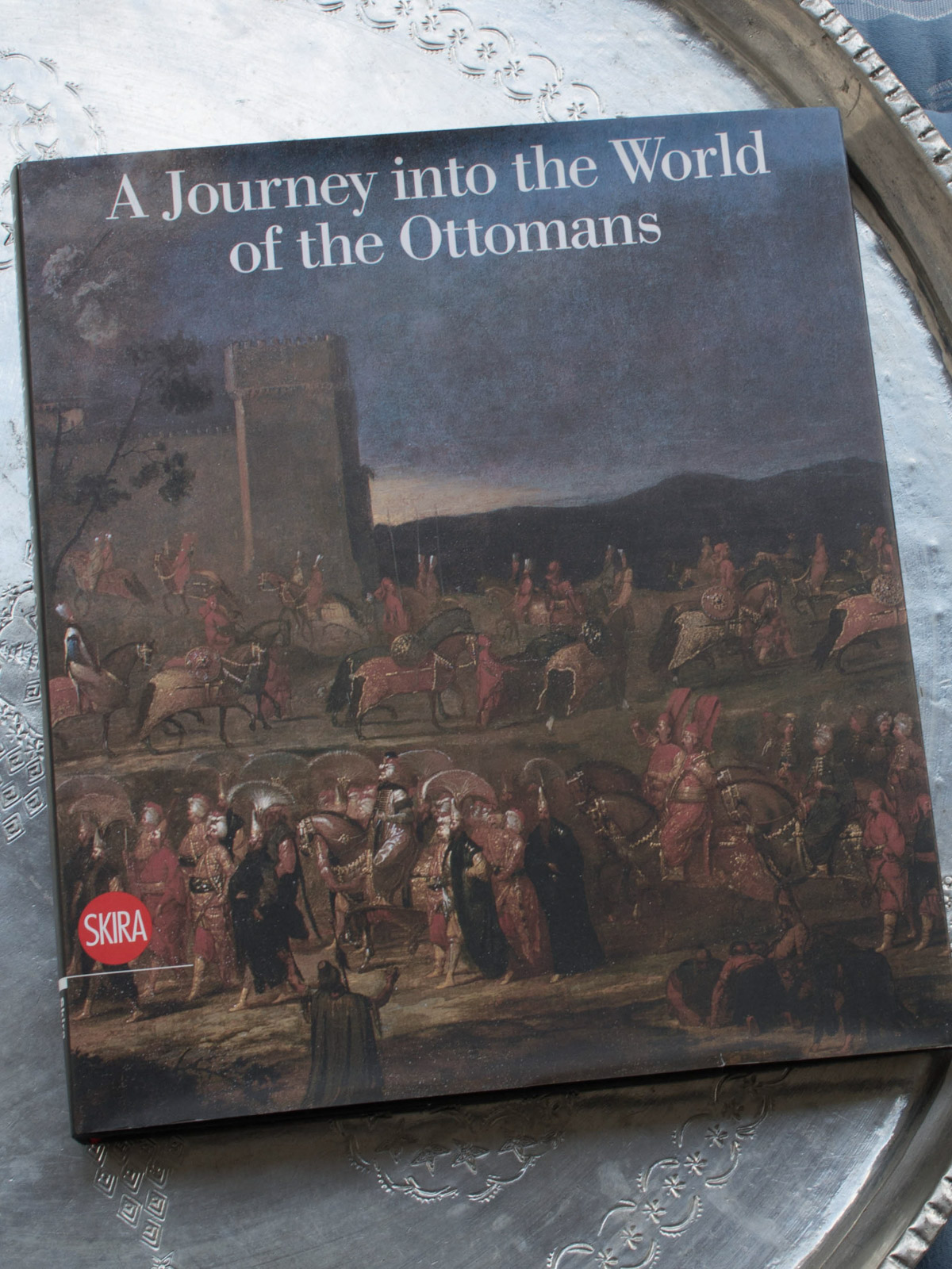 A Journey into the World of the Ottomans - Olga Nefedova