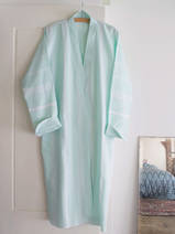 hammam bathrobe size M, mint